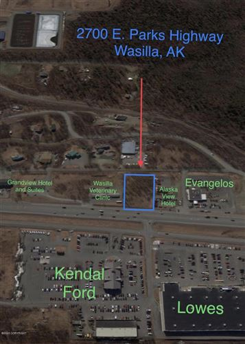 Photo of 2700 E Parks Highway, Wasilla, AK 99654 (MLS # 20-7303)