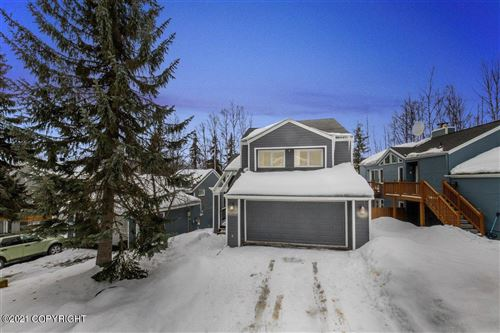 Photo of 19130 Sarichef Loop, Eagle River, AK 99577 (MLS # 21-4333)