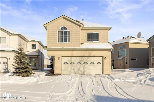 Photo of 3001 Seclusion Cove Drive, Anchorage, AK 99515 (MLS # 21-2352)