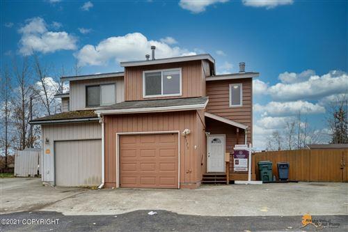 Photo of 9171 Ticia Circle, Anchorage, AK 99502 (MLS # 21-16375)
