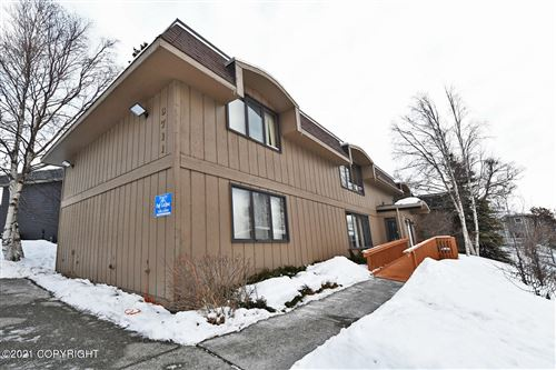Photo of 6711 Weimer Drive, Anchorage, AK 99502 (MLS # 21-2378)