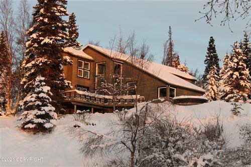 Photo of 14307 Golden View Drive, Anchorage, AK 99516 (MLS # 21-11383)