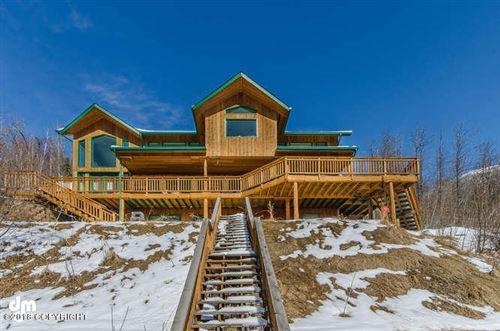 Photo of 25135 Cates Avenue, Eagle River, AK 99577 (MLS # 21-4400)
