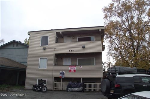 Photo of 930 W 27th Avenue, Anchorage, AK 99503 (MLS # 21-2414)
