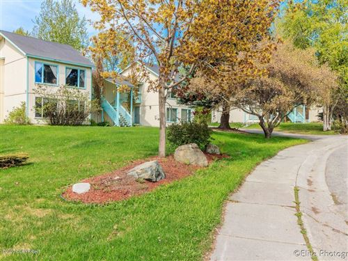 Photo of 1644 Juneau Drive #C, Anchorage, AK 99501 (MLS # 20-10416)