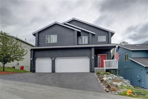Photo of 19918 Highland Ridge Drive, Eagle River, AK 99577 (MLS # 20-10418)
