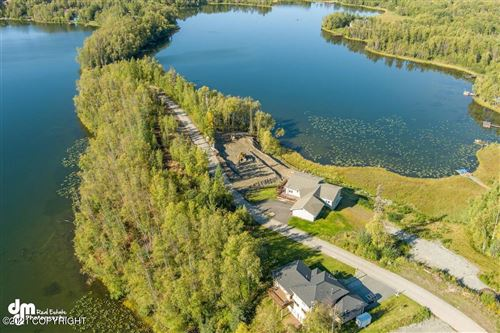 Photo of 1250 Brent Point, Wasilla, AK 99654 (MLS # 21-2418)