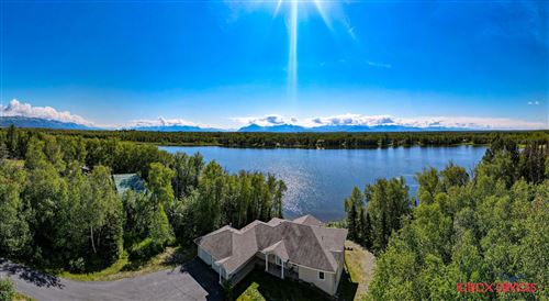Photo of 3403 N Edgewater Drive, Wasilla, AK 99623 (MLS # 20-10423)