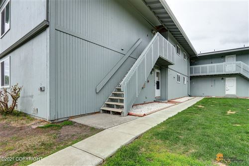 Photo of 160 Grand Larry Street #D12, Anchorage, AK 99504 (MLS # 21-5442)