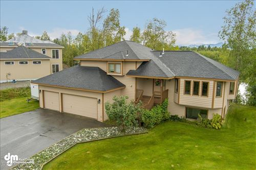 Photo of 1380 E Brent Pointe Drive, Wasilla, AK 99654 (MLS # 21-4443)
