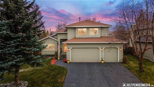 Photo of 2741 Greenscreek Circle, Anchorage, AK 99516 (MLS # 20-16450)