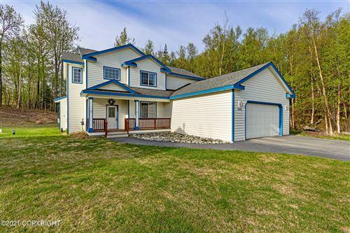 Photo of 9080 E Spring Creek Circle, Palmer, AK 99645 (MLS # 21-5452)
