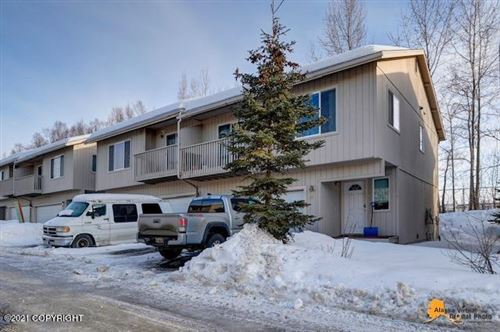 Photo of 6972 Briar Loop #24, Anchorage, AK 99518 (MLS # 21-4461)
