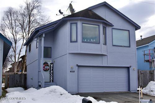 Photo of 4120 Lakeridge Court, Anchorage, AK 99502 (MLS # 21-5467)