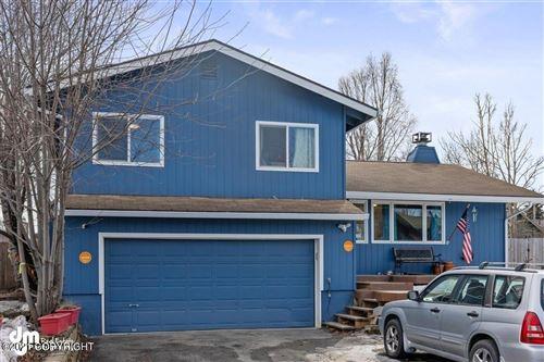 Photo of 1330 Heidi Circle, Anchorage, AK 99518 (MLS # 21-5508)