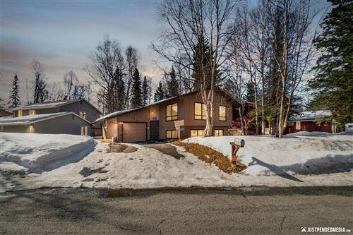 Photo of 8360 Majestic Drive, Anchorage, AK 99504 (MLS # 21-5518)