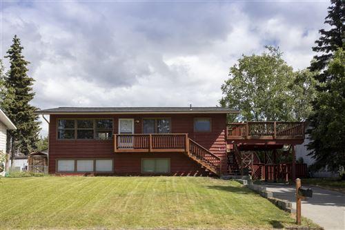 Photo of 4611 Becharof Street, Anchorage, AK 99507 (MLS # 20-9565)