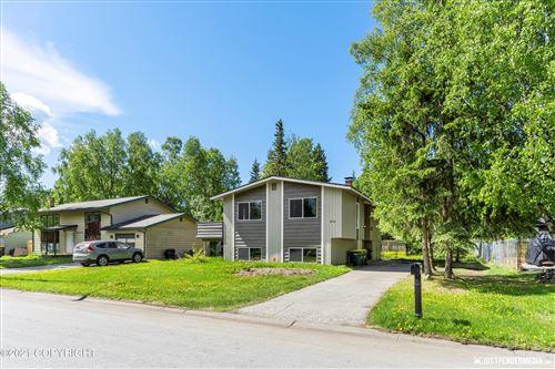 Photo of 3742 Deborah Lane, Anchorage, AK 99504 (MLS # 21-8598)