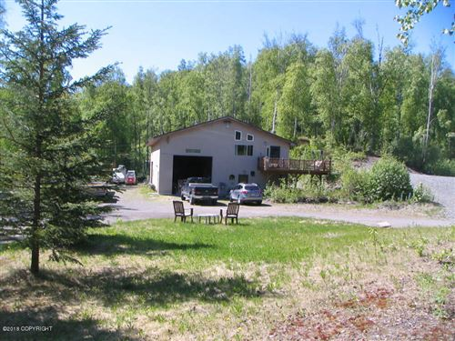 Photo of 18600 Jasmine Road, Chugiak, AK 99567 (MLS # 18-13622)