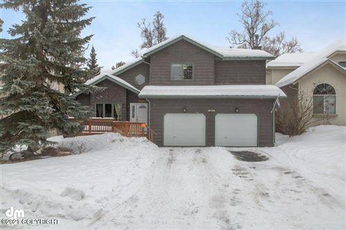 Photo of 12125 Rushwood Circle, Anchorage, AK 99516 (MLS # 21-2637)