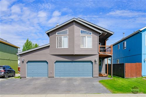 Photo of 3131 Carriage Drive, Anchorage, AK 99507 (MLS # 20-7666)
