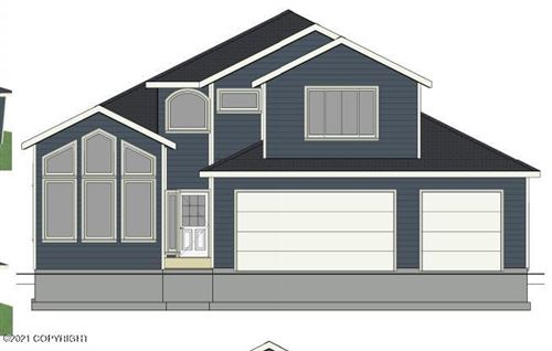 Photo of L6 B1 S Blaire Drive, Wasilla, AK 99654 (MLS # 21-751)