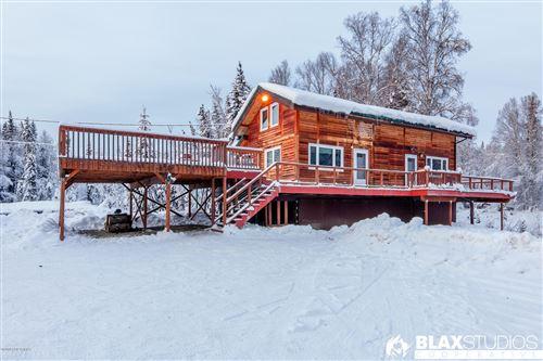 Photo of 3764 Chena Hot Springs Road, Fairbanks, AK 99712 (MLS # 20-17770)