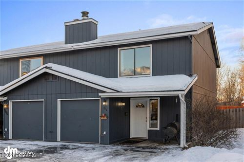 Photo of 8050 Pioneer Drive #506, Anchorage, AK 99504 (MLS # 21-777)