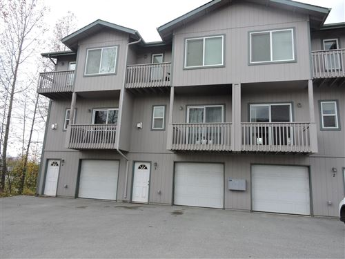 Photo of 11536 Heritage Court #4, Eagle River, AK 99577 (MLS # 20-17783)