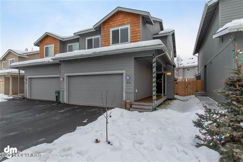 Photo of 376 Skwentna Drive, Anchorage, AK 99504 (MLS # 21-816)