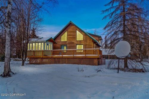 Photo of 3465 N Lenfield Drive, Wasilla, AK 99623 (MLS # 21-837)