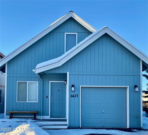 Photo of 6677 Desiree Loop, Anchorage, AK 99507 (MLS # 21-844)