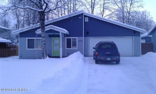 Photo of 2438 Ronny Place, Anchorage, AK 99508 (MLS # 20-17851)