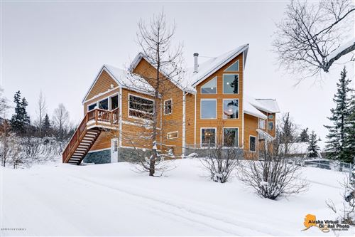 Photo for 9625 Basher Drive, Anchorage, AK 99507 (MLS # 20-1855)