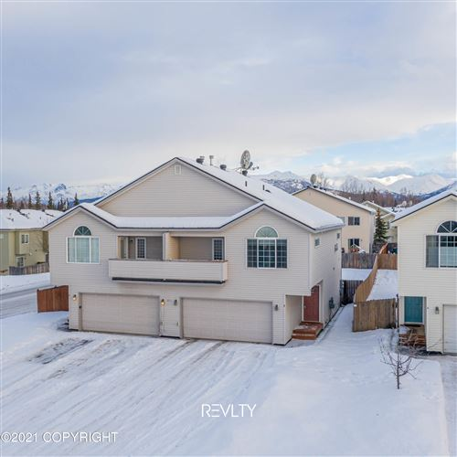 Photo of 211 Whisper Knoll Circle #B, Anchorage, AK 99504 (MLS # 21-858)