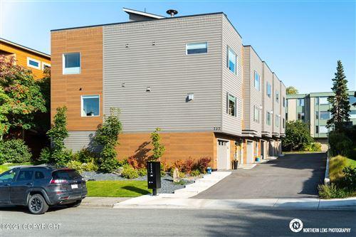 Photo of 727 O Street #5, Anchorage, AK 99501 (MLS # 21-14894)