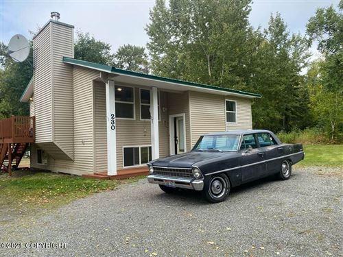 Photo of 230 N Witherspoon Road, Palmer, AK 99645 (MLS # 21-14896)
