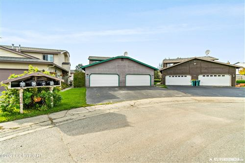 Photo of 520 Misty Fjords Circle, Anchorage, AK 99508 (MLS # 21-14904)