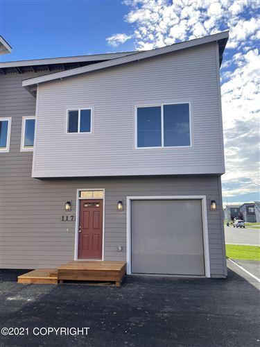 Photo of 117 Willow View Circle #117, Anchorage, AK 99504 (MLS # 21-14914)