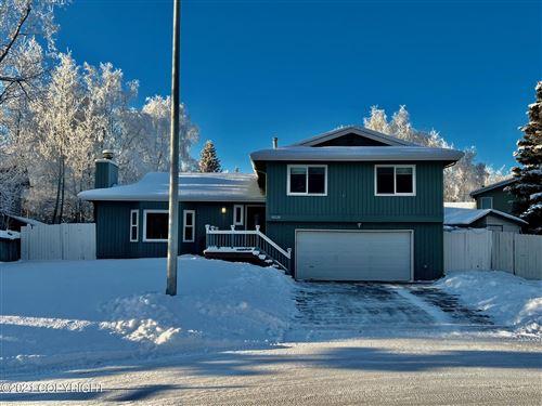 Photo of 10220 Jackpot Bay Circle, Anchorage, AK 99515 (MLS # 21-14917)
