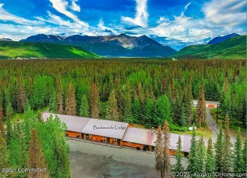 Photo of MP 133.7 Denali Highway, Cantwell, AK 99729 (MLS # 21-9933)