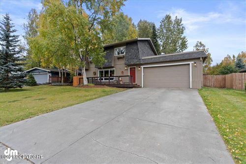 Photo of 1830 Shadetree Circle, Anchorage, AK 99502 (MLS # 21-15934)