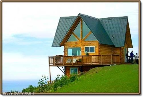 Photo of 2525 Sterling Highway, Homer, AK 99603 (MLS # 19-18936)