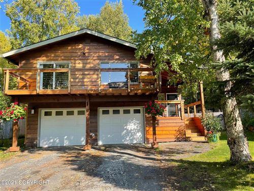 Photo of 12800 Chapel Drive, Anchorage, AK 99516 (MLS # 21-14942)