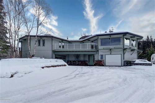 Photo of 9701 Basher Drive, Anchorage, AK 99507 (MLS # 20-17944)