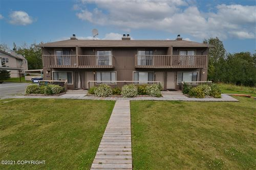 Photo of 3421 North Shore Drive, Anchorage, AK 99502 (MLS # 21-14946)