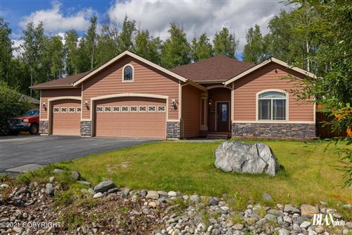 Photo of 7151 S Frontier Drive, Wasilla, AK 99623 (MLS # 21-12955)