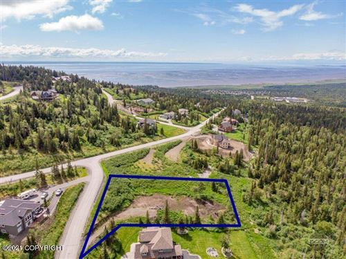 Photo of 16074 Mountain Air Drive, Anchorage, AK 99516 (MLS # 21-13969)