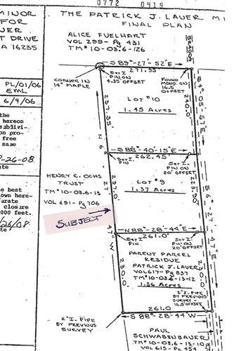 Photo of Lot #9 McCloskey Rd, Crown, PA 16220 (MLS # 152098)