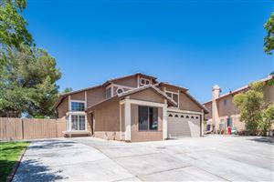 Photo of 2301 Tucson Street, Lancaster, CA 93535 (MLS # 19008059)